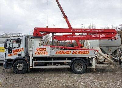 1 off Used IVECO / SERMAC model 3Z22 SCM80 Truck Mounted Concrete Pump (2008)