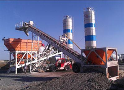 Wet Concrete Batching Plants